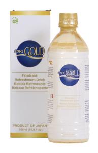 EM-X Gold frisdrank