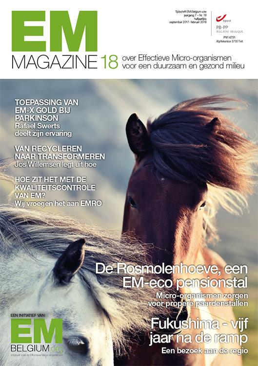 Em Magazine 18 Is Van De N Gerold